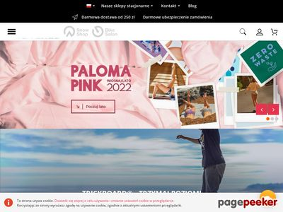 Sklep windsurfingowy i kitesurfingowy SurfShop.pl